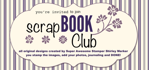scrapbook club for 2018-001